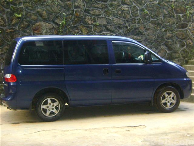 02年瑞风商务车(七座小型)