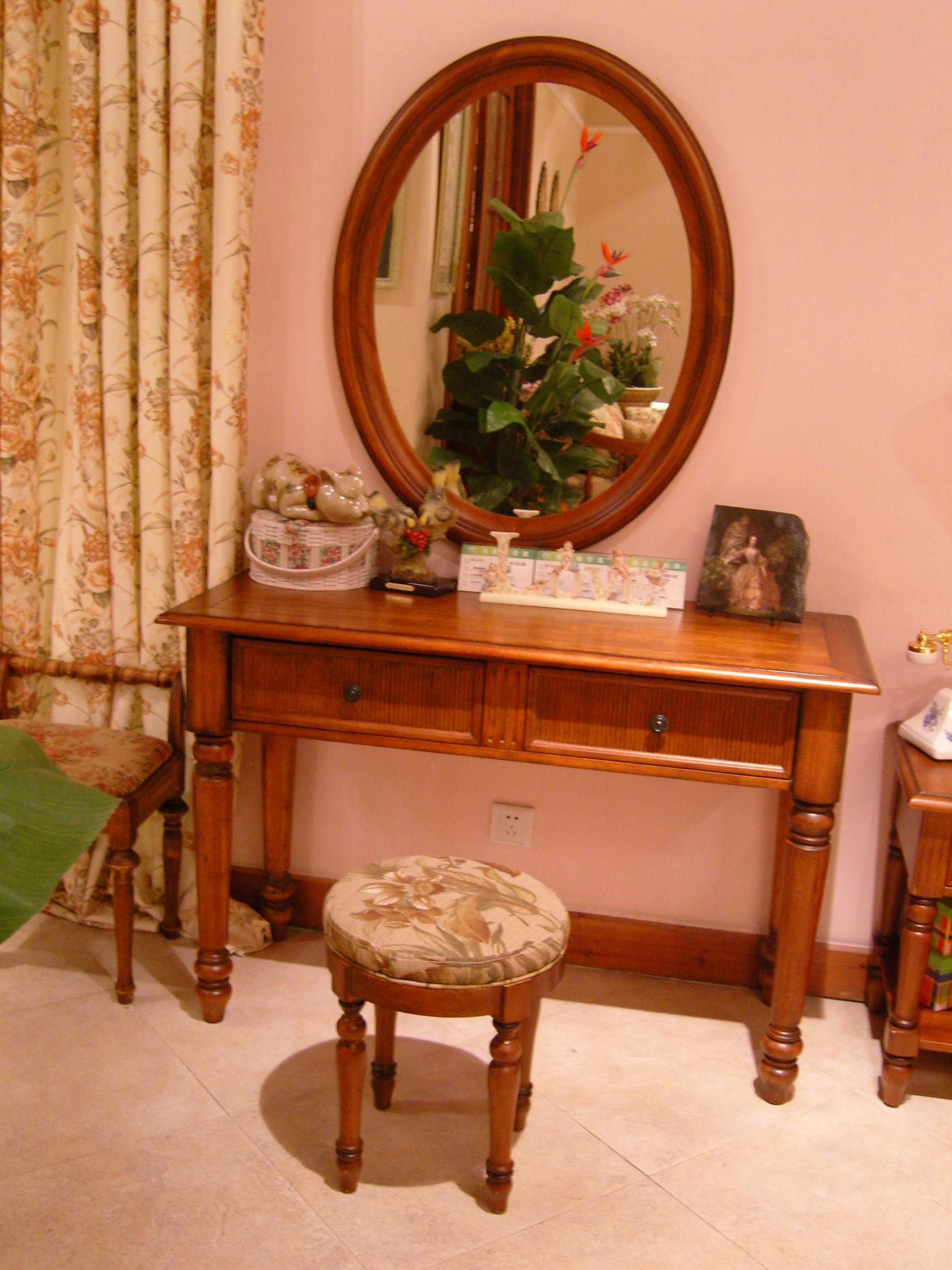 迦南橄榄树-百分百纯实木家具