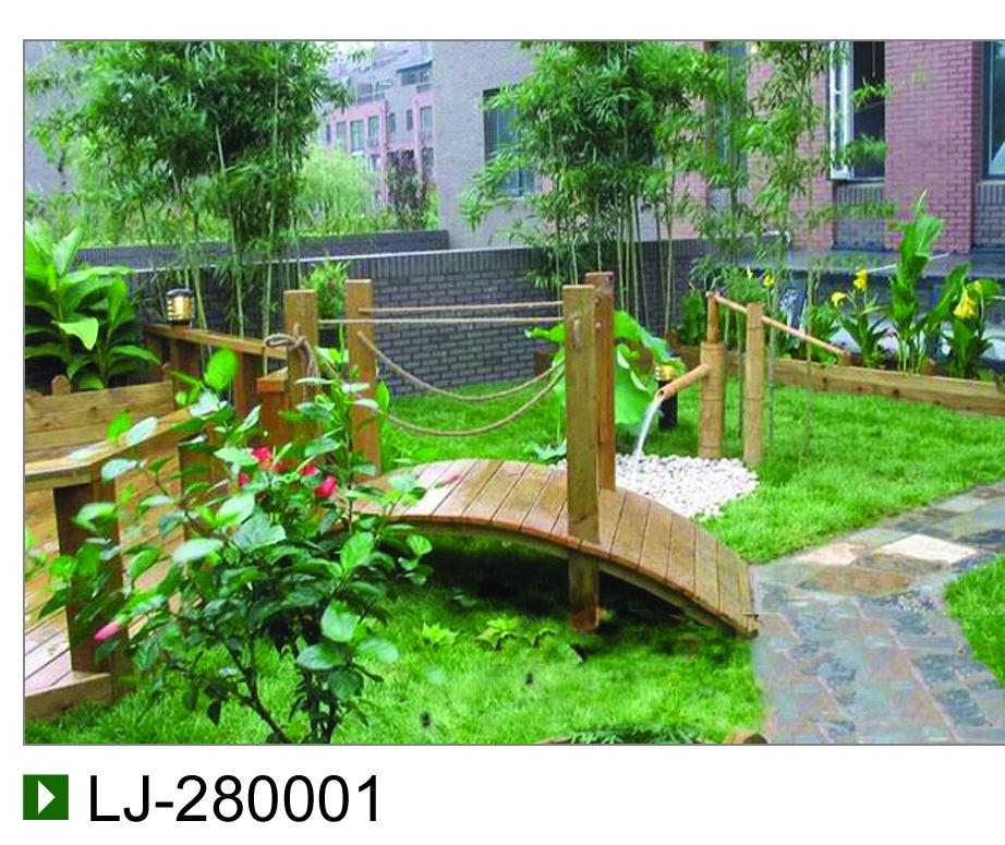 居家一樓小花園設計圖展示
