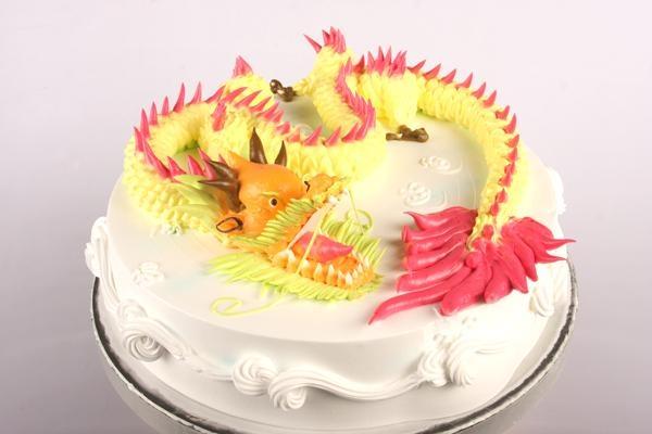 高档欧式小蛋糕图片
