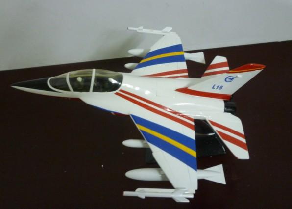 复合材料飞机模型(高教机l15)