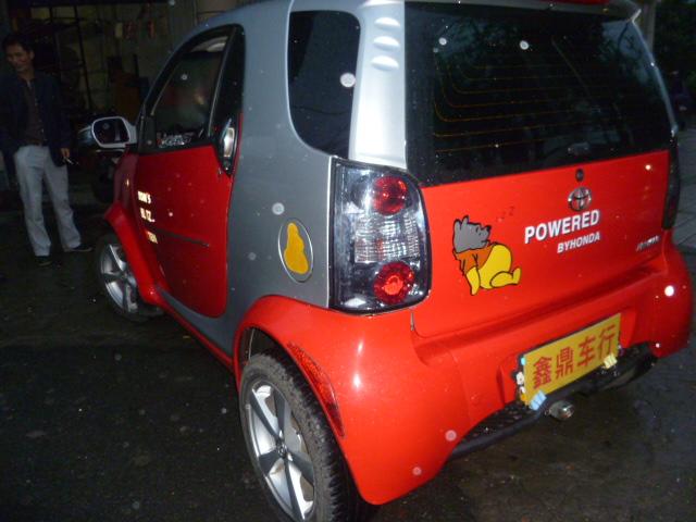 售08年双环小贵族 南昌二手车 -售08年双环小贵族高清图片