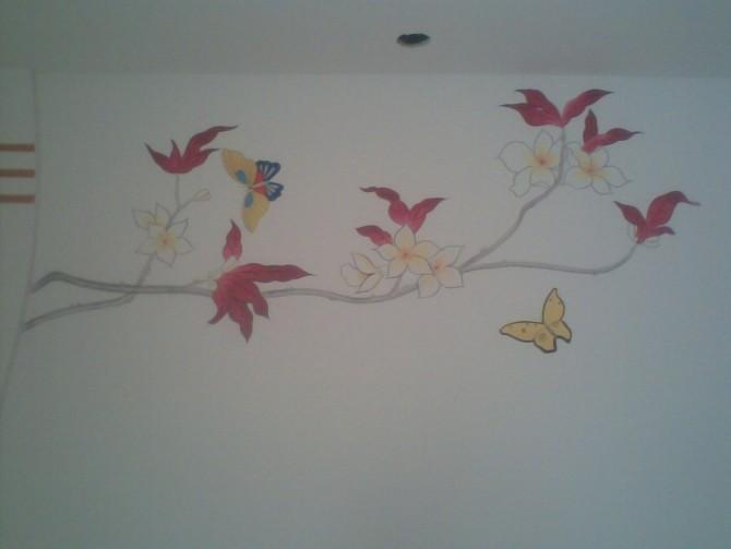 幼儿园活动室主题墙网络图设计
