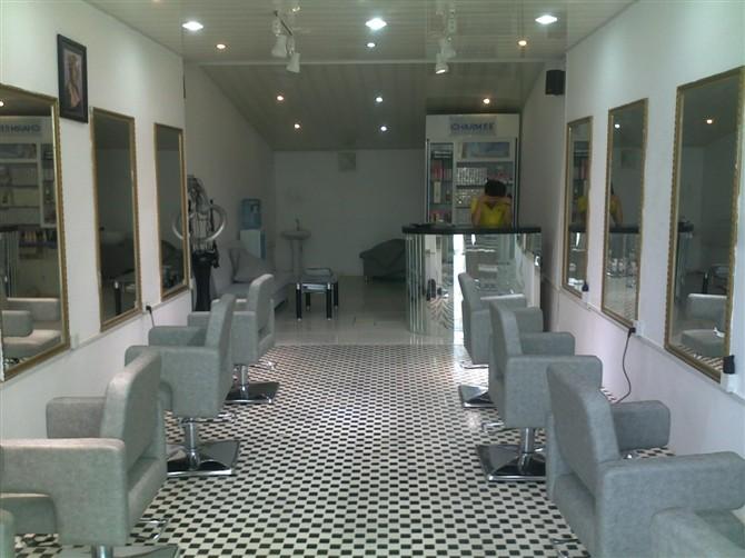 20平米的理发店效果图,30平米理发店效果图,50平米理发店效果图高清图片