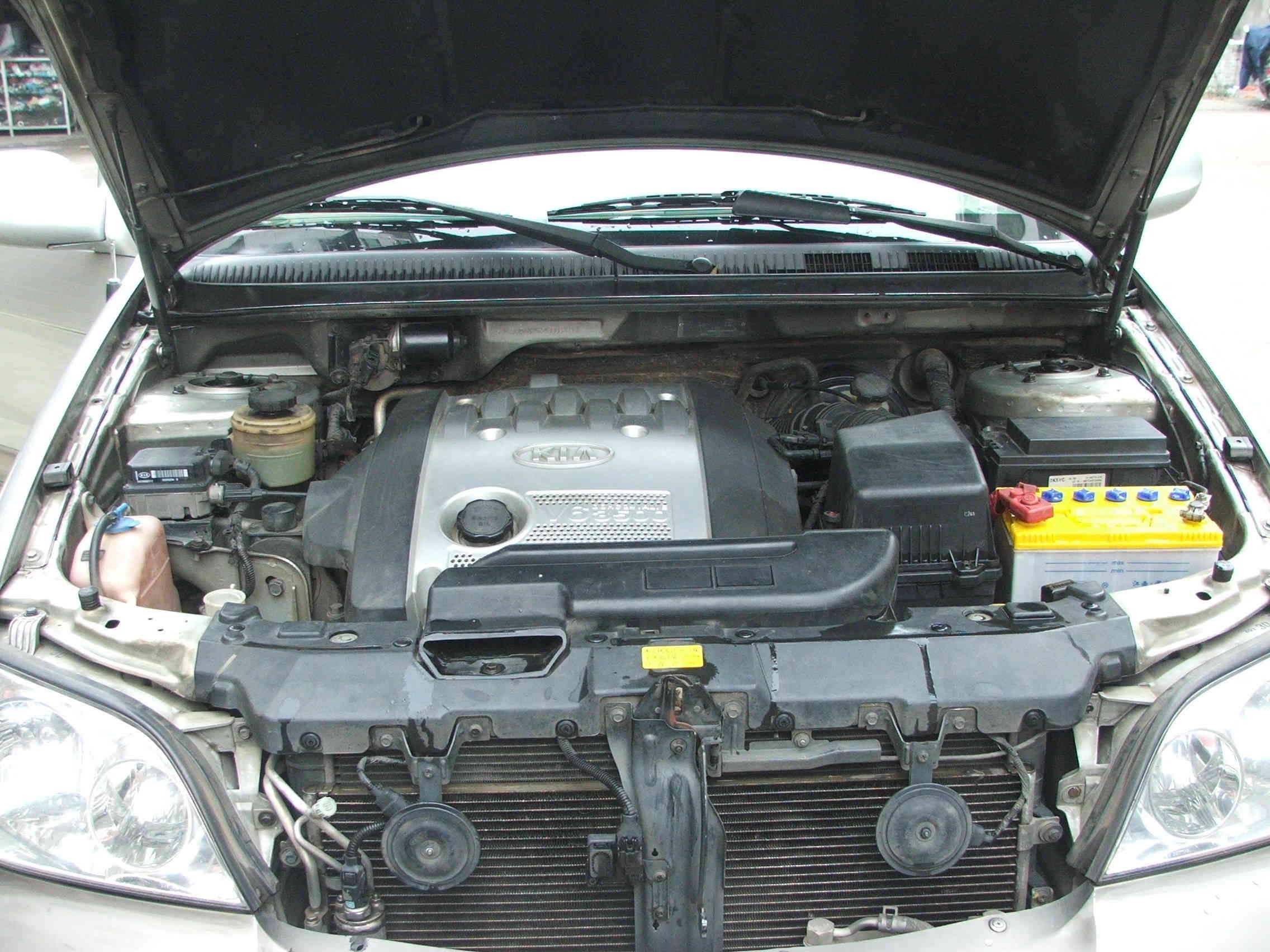 2005年起亚嘉华商务车出售