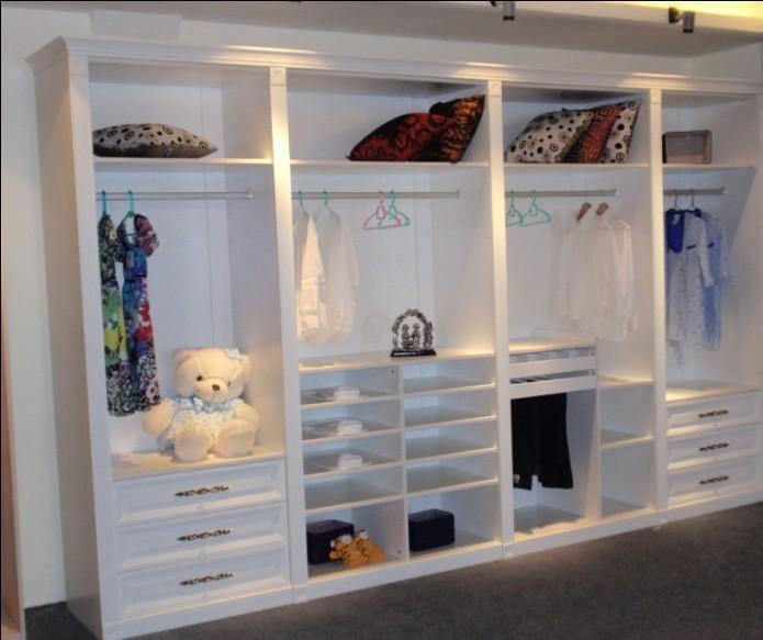 生态板衣柜图片大全图片大全 欣特生态板 制作整体衣柜实例