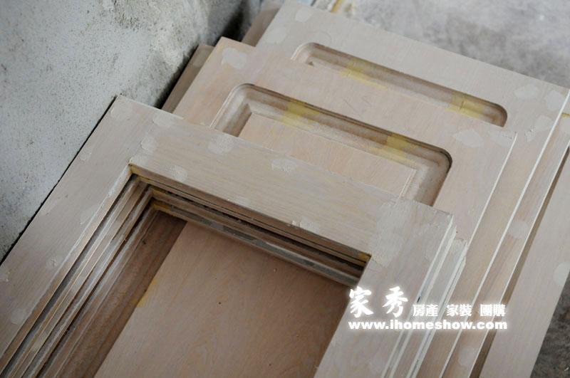 木工做床头造型 靠背