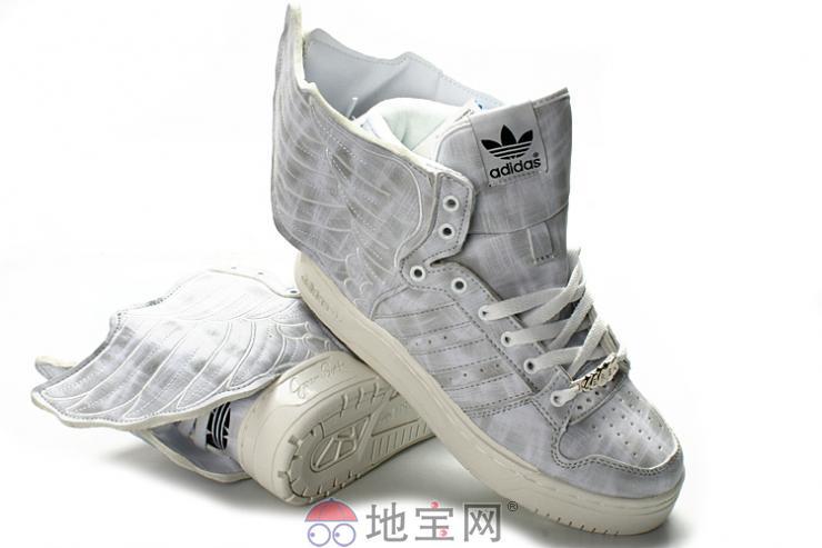 爆款阿迪达斯天使之翼天使翅膀2代情侣潮鞋