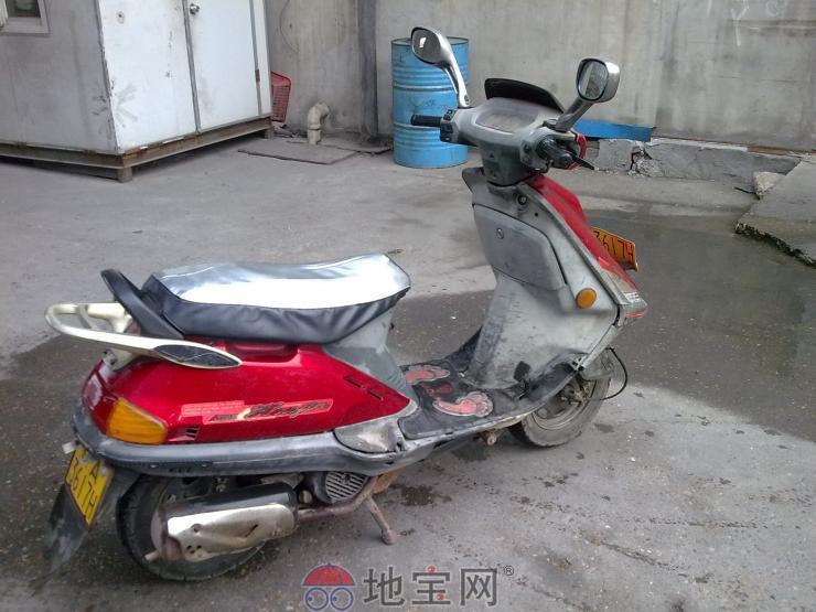铃田光阳踏板车图片 ton开头的摩托车品牌是什么?
