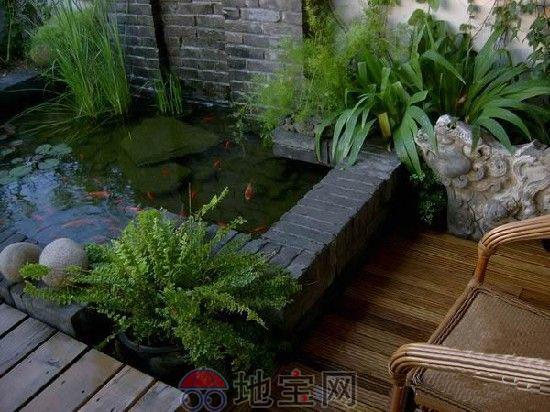 别墅花园设计及施工