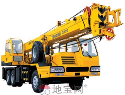 徐工20吨吊车出租 南昌MPV 商务车