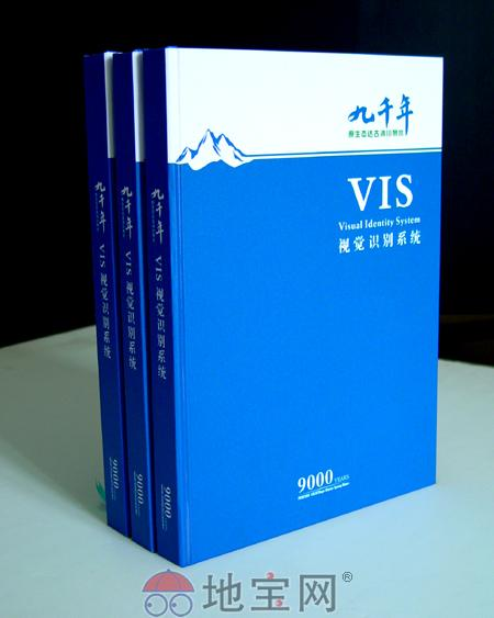 vis手册封面设计